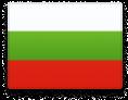 flaga Bułgaria