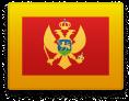 flaga Czarnogóra