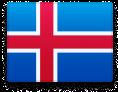 flaga Islandia