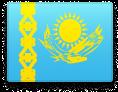 flaga Kazachstan