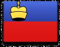 flaga Liechtenstein