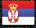 flaga Serbia