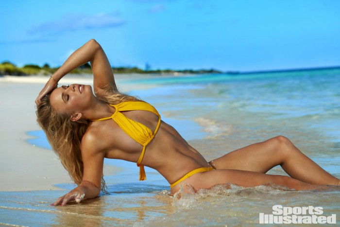 Karolina Woźniacki, Sports Illustrated