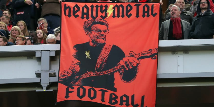 Liverpool w szponach heavy metalu
