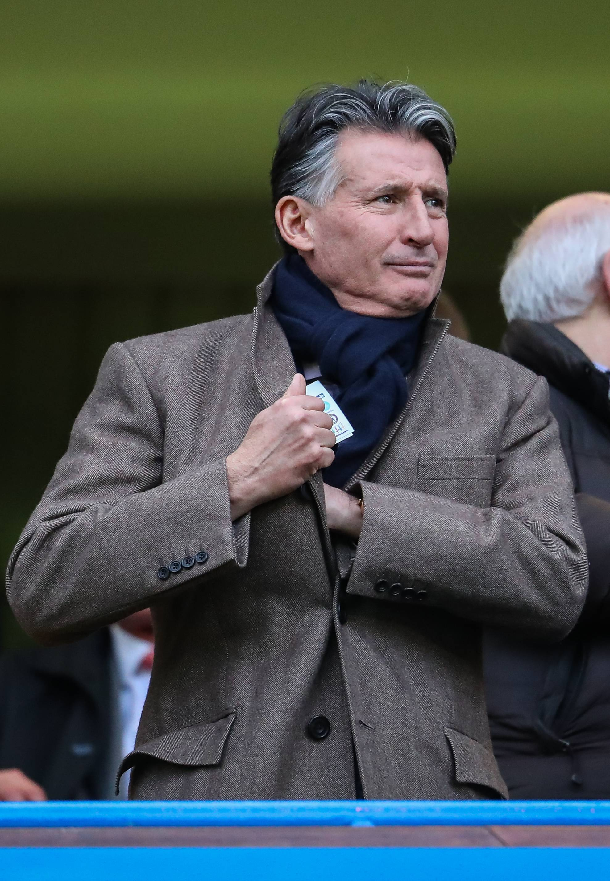 POLAND RIGHTS ONLY Lord Sebastian Coe seen the Premier League match between Chelsea and Brighton & Hove Albion at Stamford Bridge on December 26th 2017 in London, England. (Photo by John Rainford/phcimages.com) LIGA ANGIELSKA PILKA NOZNA SEZON 2017/2018 FOT.PHCIMAGES/NEWSPIX.PL POLAND ONLY!!! --- Newspix.pl *** Local Caption *** www.newspix.pl mail us: info@newspix.pl call us: 0048 022 23 22 222 --- Polish Picture Agency by Ringier Axel Springer Poland