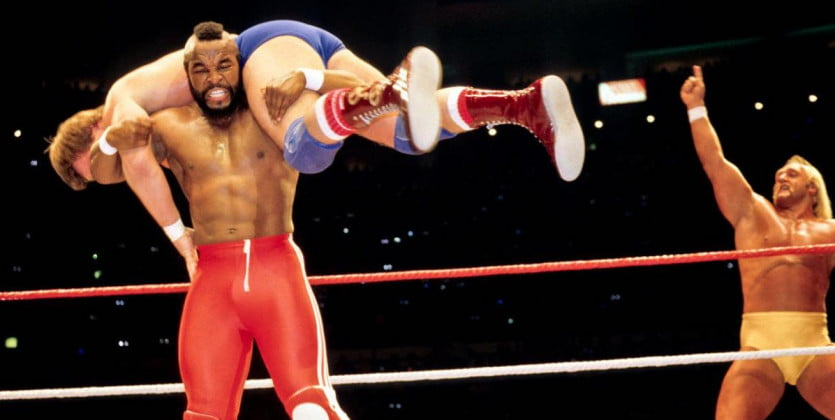 Mr. T: od wrestlingu do curlingu