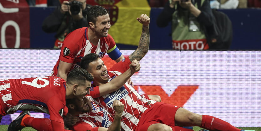 Atletico puka do półfinału. Arsenal wyważa drzwi