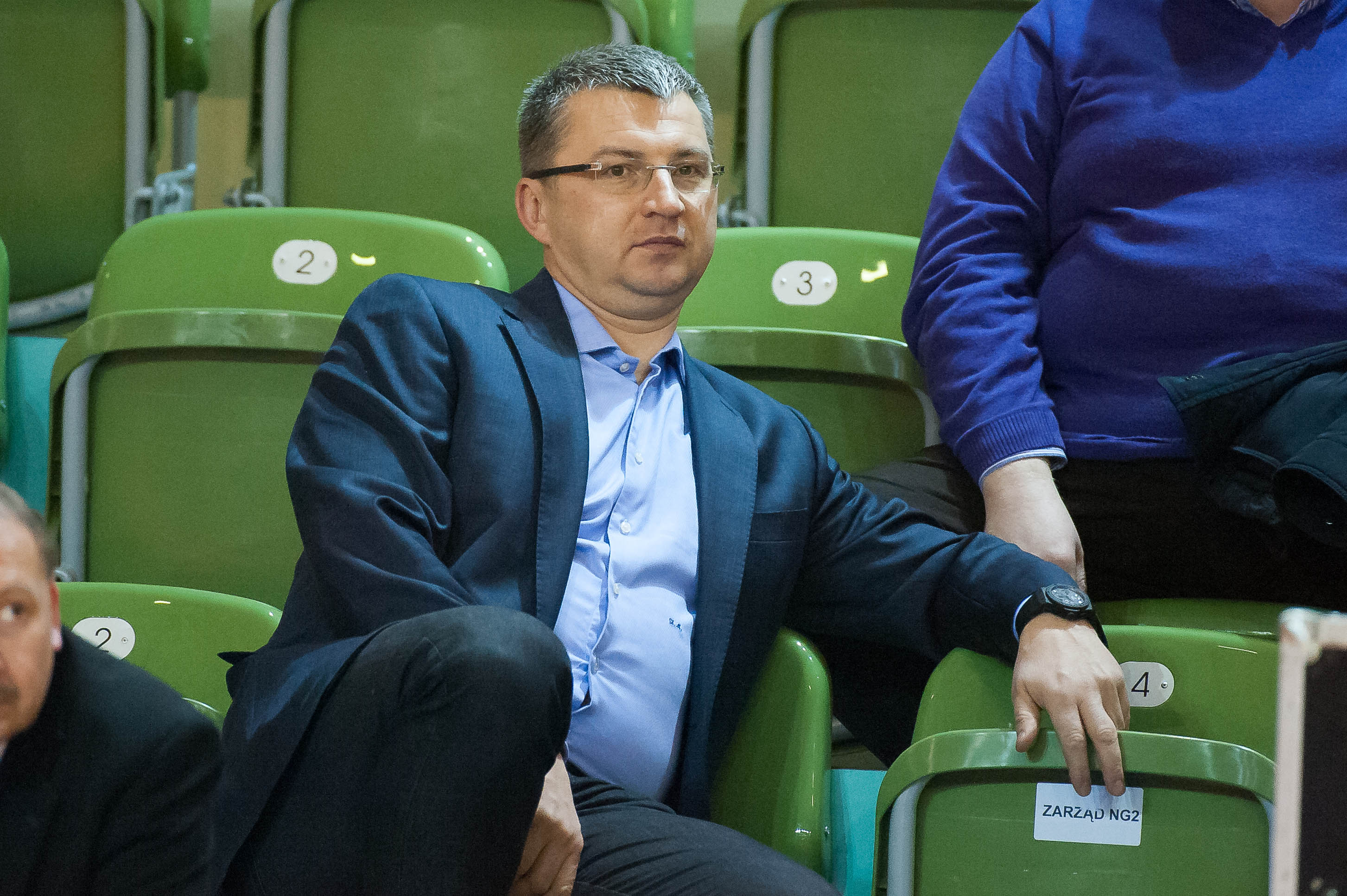 22.01.2014 POLKOWICE KOSZYKOWKA KOBIET EUROLIGA SEZON 2013/2014 BASKETBALL WOMEN EUROLEAGUE SEASON 2013/2014 CCC POLKOWICE - PERFUMERIAS AVENIDA SALAMANCA N/Z DARIUSZ MILEK FOT PAWEL ANDRACHIEWICZ / PRESSFOCUS/NEWSPIX.PL --- Newspix.pl *** Local Caption *** www.newspix.pl mail us: info@newspix.pl call us: 0048 022 23 22 222 --- Polish Picture Agency by Ringier Axel Springer Poland