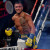 May 12, 2018 - New York, New York, USA - VASILIY LOMACHENKO (blue and yellow trunks) celebrates after defeating JORGE LINARES in a WBA Lightweight World Championship bout at Madison Square Garden in New York, New York. (Credit Image: © Joel Plummer via ZUMA Wire)  BOKS WALKA BOKSERSKA  FOT.ZUMA/NEWSPIX.PL POLAND ONLY!!! --- Newspix.pl *** Local Caption *** www.newspix.pl  mail us: info@newspix.pl call us: 0048 022 23 22 222 --- Polish Picture Agency by Ringier Axel Springer Poland