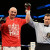 January 14, 2017 - Brooklyn, New York, USA - ADAM KOWNACKI celebrates a after defeating Joshua Tufte in a heavyweight bout at the Barclays Center in Brooklyn, New York. (Credit Image: © Joel Plummer via ZUMA Wire)  BOKS    FOT.ZUMA/NEWSPIX.PL POLAND ONLY!!! --- Newspix.pl *** Local Caption *** www.newspix.pl  mail us: info@newspix.pl call us: 0048 022 23 22 222 --- Polish Picture Agency by Ringier Axel Springer Poland