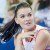 21.07.2018 Lodz. Mecz Gortat Team - Wojsko Polskie w Atlas Arenie. N/z Agnieszka Radwanska. Fot. Stanislaw Krzywy/Newspix.pl --- Newspix.pl *** Local Caption *** www.newspix.pl  mail us: info@newspix.pl call us: 0048 022 23 22 222 --- Polish Picture Agency by Ringier Axel Springer Poland