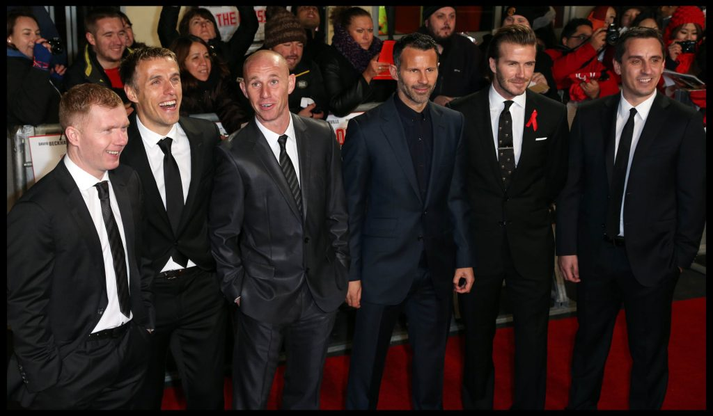 The Class of 92 premiere