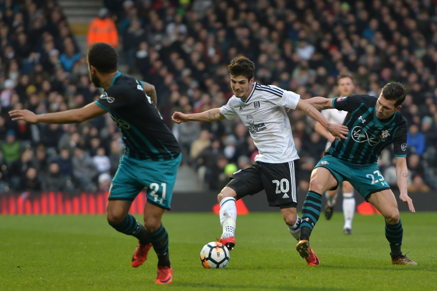 Fulham v Southampton - The Emirates FA Cup Third Round
