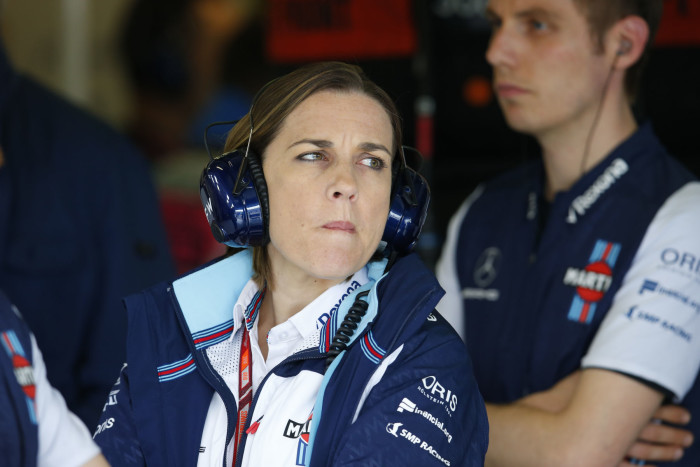 March 24, 2018 - Melbourne, Victoria, Australia - Motorsports: FIA Formula One World Championship 2018, Melbourne, Victoria : Motorsports: Formula 1 2018 Rolex Australian Grand Prix, Claire Williams (GBR) Williams Deputy Team Principal (Credit Image: © Hoch Zwei via ZUMA Wire) FOT. ZUMAPRESS.com / NEWSPIX.PL POLAND ONLY !!! --- Newspix.pl *** Local Caption *** www.newspix.pl mail us: info@newspix.pl call us: 0048 022 23 22 222 --- Polish Picture Agency by Ringier Axel Springer Poland