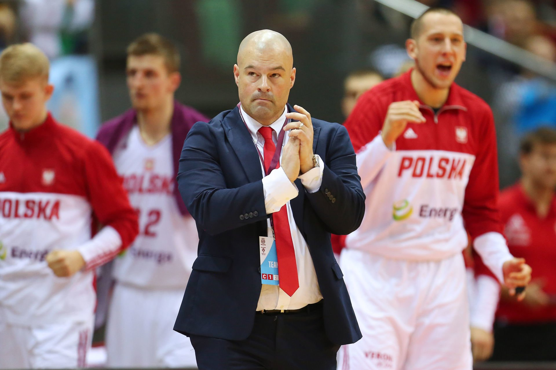 2018.12.02 Gdansk Mecz kwalifikacyjny do Mistrzostw Swiata Chiny 2019 Polska - Wlochy N/z Mike Taylor Foto Piotr Matusewicz / PressFocus 2018.12.02 Gdansk Basketball Qualification match World Cup China 2019 Poland - Italy Mike Taylor Credit: Piotr Matusewicz / PressFocus / NEWSPIX.PL --- Newspix.pl *** Local Caption *** www.newspix.pl mail us: info@newspix.pl call us: 0048 022 23 22 222 --- Polish Picture Agency by Ringier Axel Springer Poland