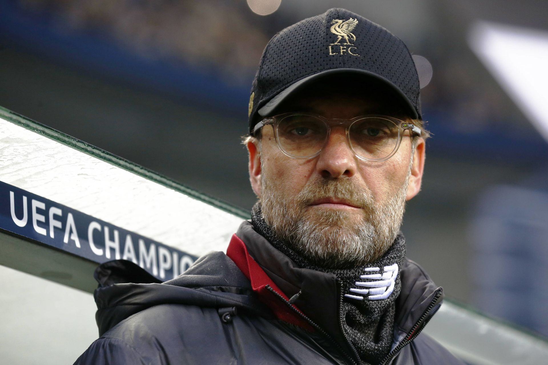 Jurgen Klopp (Liverpool), APRIL 17, 2019 - Football / Soccer : UEFA Champions League Quarter-finals 2nd leg match between FC Porto 1-4 Liverpool FC at the Estadio do Dragao in Porto, Portugal. (Photo by Mutsu Kawamori/AFLO) FOT. AFLO / NEWSPIX.PL POLAND ONLY !!! --- Newspix.pl *** Local Caption *** www.newspix.pl mail us: info@newspix.pl call us: 0048 022 23 22 222 --- Polish Picture Agency by Ringier Axel Springer Poland