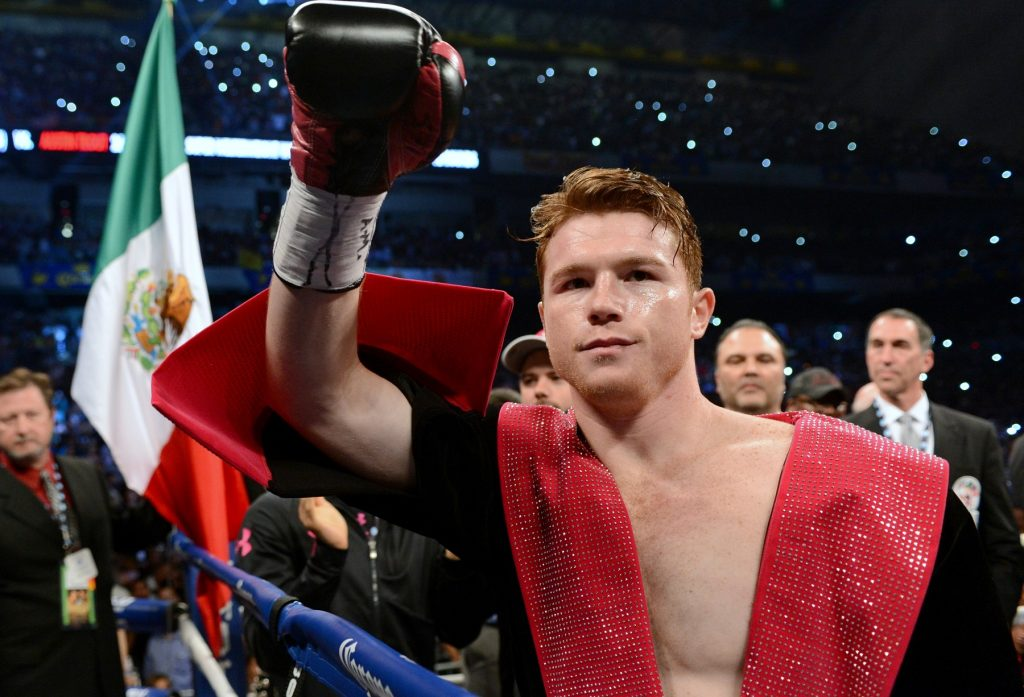 Boxing: unified WBC and WBA super welterweight title bouts