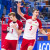 Mediolan 22.06.2019 siatkowka Liga Narodow LN grupa 14 Polska - Serbia Volleyball Nations League VNL pool 14 Poland - Serbia nz Artur Szalpuk Lukasz Kaczmarek fot. Kacper Kirklewski / 400mm.pl / NEWSPIX.PL --- Newspix.pl *** Local Caption *** www.newspix.pl  mail us: info@newspix.pl call us: 0048 022 23 22 222 --- Polish Picture Agency by Ringier Axel Springer Poland