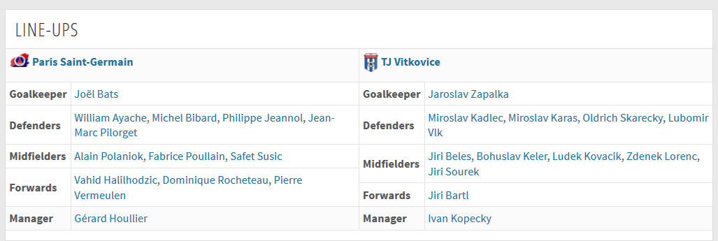 Screenshot_2019-07-31 Paris Saint-Germain - MFK Vitkovice, Sep 17, 1986 - European Champion Clubs' Cup - Match sheet