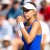August 24, 2019, New York, NEW YORK, SPAIN: Magda Linette of Poland in action during the final of the 2019 NYJTL Bronx Open WTA International tennis tournament against Camila Giorgi of Italy (Credit Image: © AFP7 via ZUMA Wire)  TENIS FINAL FOT. ZUMA/NEWSPIX.PL  POLAND ONLY !!! --- Newspix.pl *** Local Caption *** www.newspix.pl  mail us: info@newspix.pl call us: 0048 022 23 22 222 --- Polish Picture Agency by Ringier Axel Springer Poland