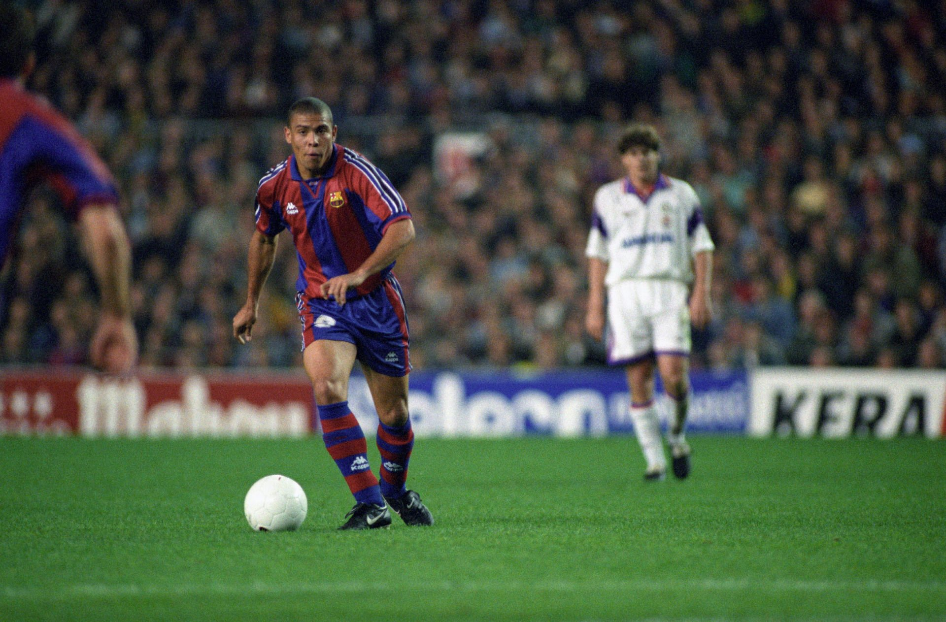 ARCHIV MATERIAL - COUPE DES COUPES 1997, ronaldo. EXPA Pictures © 2019, PhotoCredit: EXPA/ Pressesports/ Alain Landrain *****ATTENTION - for AUT, SLO, CRO, SRB, BIH, MAZ, POL only***** FOT. EXPA / NEWSPIX.PL AUSTRIA, Italy, Spain, Slovenia, Serbia, Croatia, Germany, UK, USA and Sweden OUT! --- Newspix.pl *** Local Caption *** www.newspix.pl mail us: info@newspix.pl call us: 0048 022 23 22 222 --- Polish Picture Agency by Ringier Axel Springer Poland