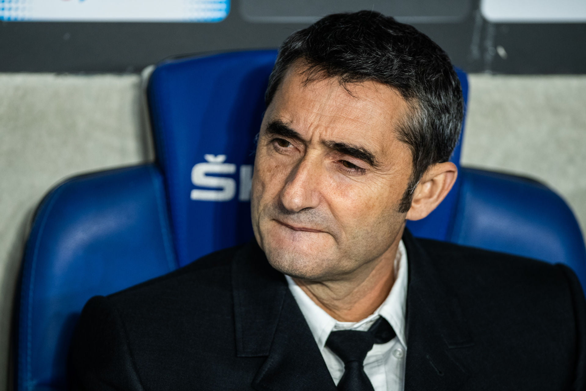 January 4, 2020, Barcelona, BARCELONA, SPAIN: SPAIN, BARCELONA, RCDStadium 4 January 2020; Valverde FCBarcelona coach during La Liga Santander match (Credit Image: © AFP7 via ZUMA Wire) FOT.ZUMA/NEWSPIX.PL POLAND ONLY!!! --- Newspix.pl *** Local Caption *** www.newspix.pl mail us: info@newspix.pl call us: 0048 022 23 22 222 --- Polish Picture Agency by Ringier Axel Springer Poland