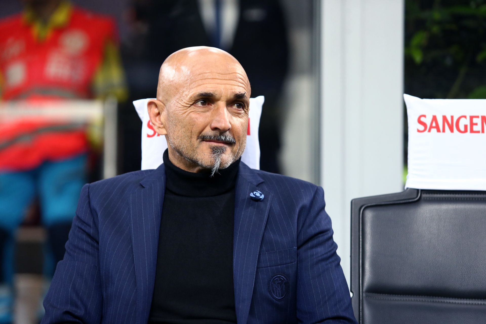 Head Coach of FC Internazionale Luciano Spalletti during the Serie A Tim match between FC Internazionale and AC Chievo Verona at Stadio Giuseppe Meazza Milan Italy on 13 May 2019. (Photo Marco Canoniero) PILKA NOZNA LIGA WLOSKA SEZON 2018/2019 FOT. SPORTPHOTO24/NEWSPIX.PL ENGLAND OUT! --- Newspix.pl *** Local Caption *** www.newspix.pl mail us: info@newspix.pl call us: 0048 022 23 22 222 --- Polish Picture Agency by Ringier Axel Springer Poland